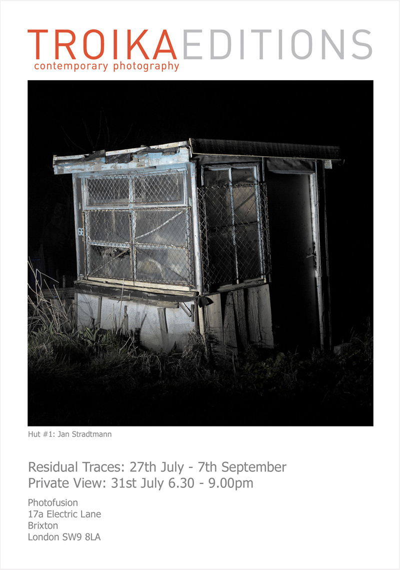 """Residual Traces"", Photofusion Gallery, London"