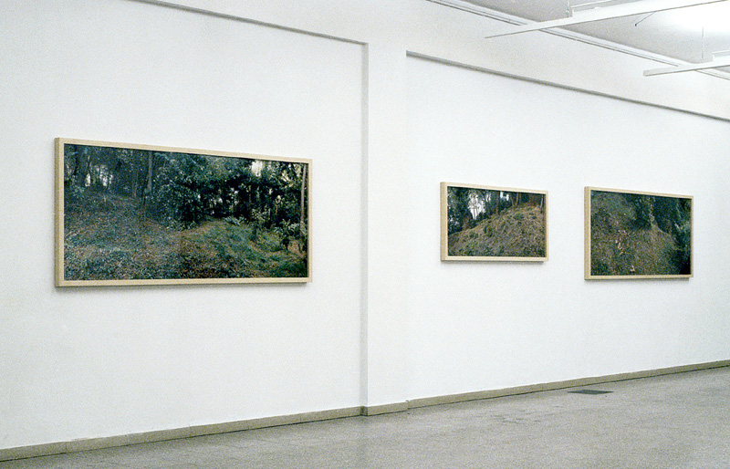 """Pictures 2002 and 2004"" Gallery framework Vienna, Vienna"
